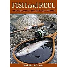 FISH and REEL: SHIMANO DAIWA ABU MITCHELL OTHERS (Japanese Edition)