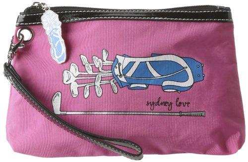Sydney Love Pink Golf Wristlet,Pink,One (Love Golf Purses)