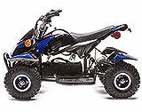 Rosso Motors Kids ATV Kids Quad 4 Wheeler Ride On