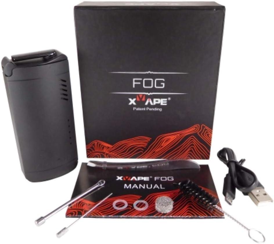 XVAPE Fog - vaporizador híbrido para hierbas y concentrados