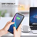 QTshine Battery Case for iPhone XR, Newest
