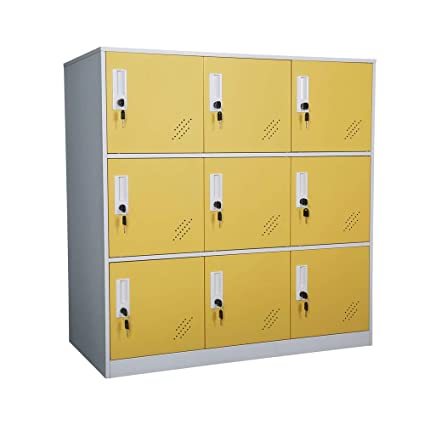Metal storage cabinet with lock Electronic Storage Amazoncom Living Room Organizers And Storage Small Metal Storage Cabinet With Lock For Toy And Cloth And Self Belonging Storage yellow Kidspointinfo Amazoncom Living Room Organizers And Storage Small Metal Storage