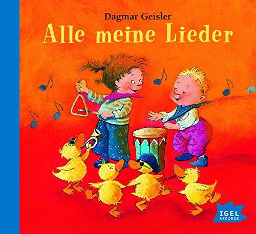 Alle meine Lieder: Traditionelle Kinderlieder, für die Kleinsten