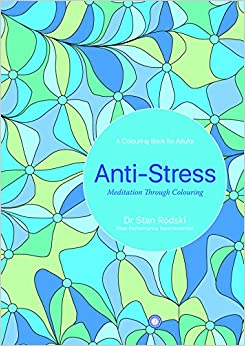 Anti-Stress Meditation Through Coloring