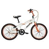Benotto Bicicleta Diavolo Cross Acero R20 1V Niño Frenos V