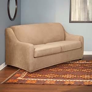 Stretch Pearson Sleeper Sofa Cover - Queen