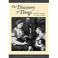 The Discovery of Things: Aristotle's Categories and Their Context