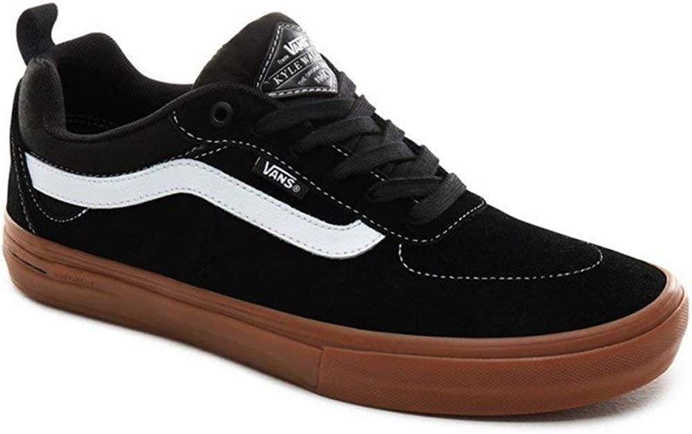 Vans Kyle Walker Pro, Men 9.5 BlackGum: