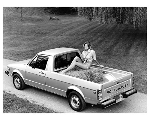 1980 Volkswagen Pickup Truck LX Photo (1980 Volkswagen Pickup)
