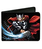 Buckle Down Kids' Marvel Thor Billfold Wallet, Thor