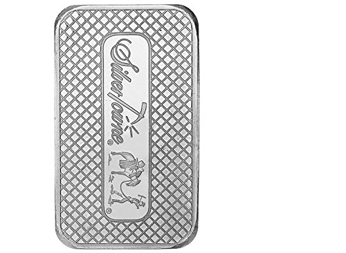 Large Product Image of NEW (Sealed in Plastic) SilverTowne Prospector-1oz Silver Bar