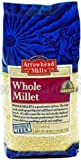Arrowhead Mills Organic Whole Millet, 28-Ounce (Pack of 6)
