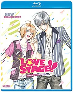 love stage blu ray artist not provided movies tv. Black Bedroom Furniture Sets. Home Design Ideas