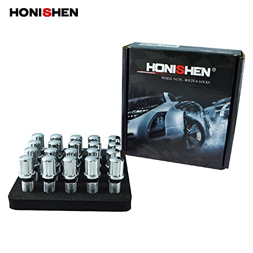 Honishen Spline Wheel Bolt with Key/Chrome/20+1 Pack (14x1.5) by HONISHEN (Image #6)