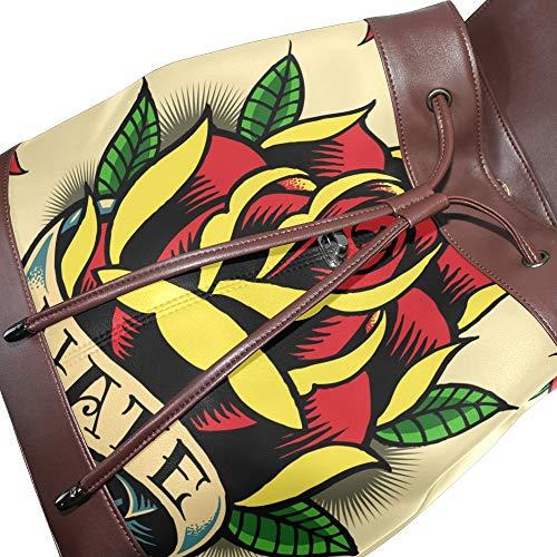 porté dos multicolore pour unique à DragonSwordlinsu main femme Taille au Sac Zptqxa