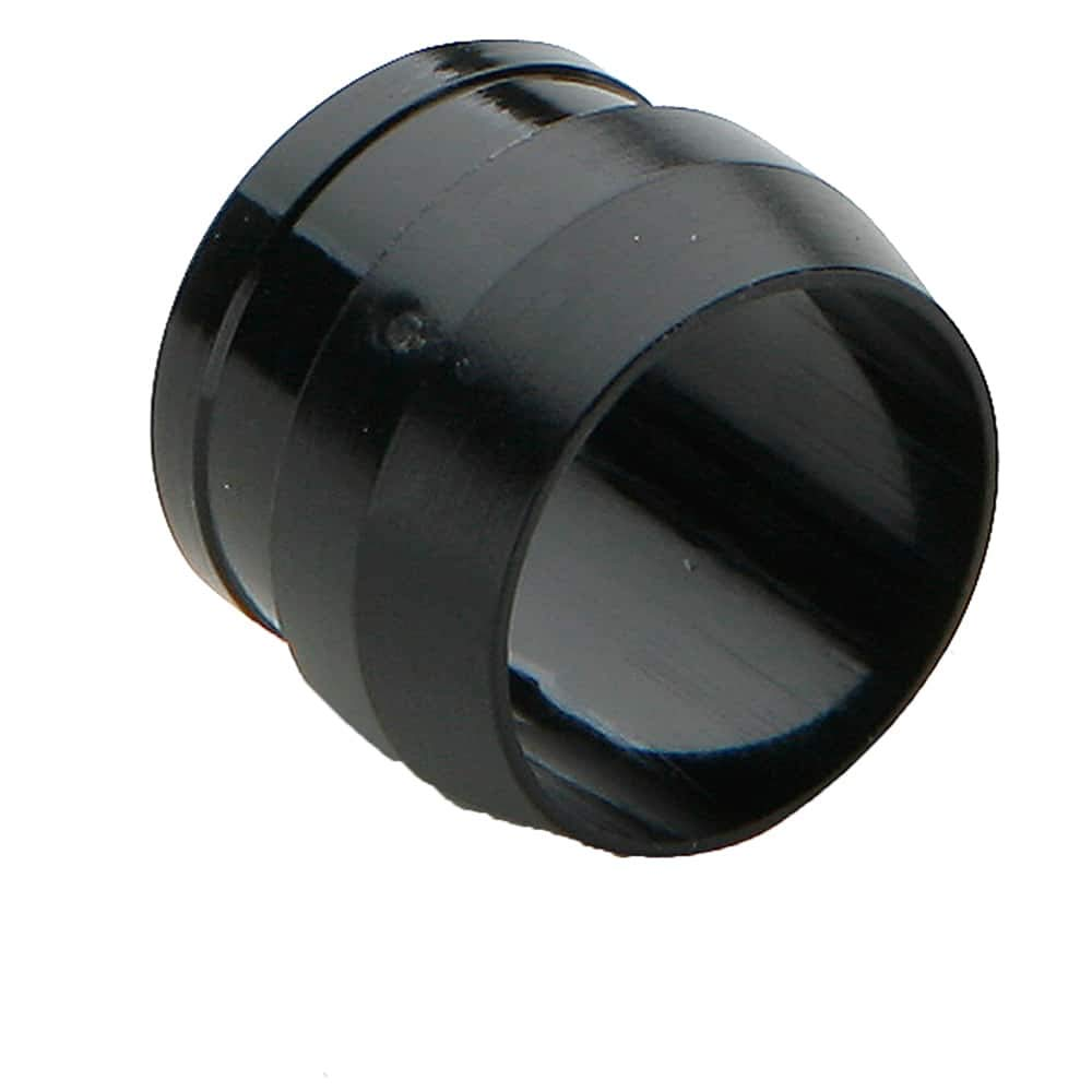 Parker Hannifin 60P-4 Acetal Plastic Sleeve Fitting 1//4 Tube Size