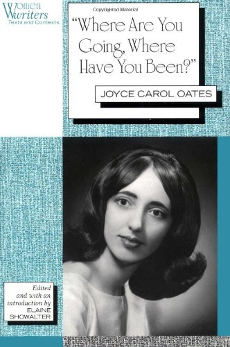 the different interpretations of where are you going where have you been by joyce carol oates