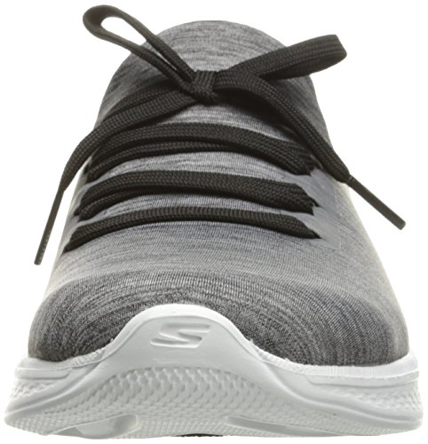 Walk C Comfort A Go Skechers Black 4 Walking Women's All Performance Day Gray D Shoe W4aqUBHCqc