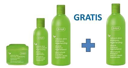 Ziaja Olivenöl Haarpflege-Set mit GRATISPRODUKT
