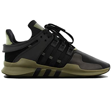 quality design 7a963 d60ad adidas Originals EQT Support ADV CM7415 Black Men Trainers Sneaker Shoes  Size EU 40 2