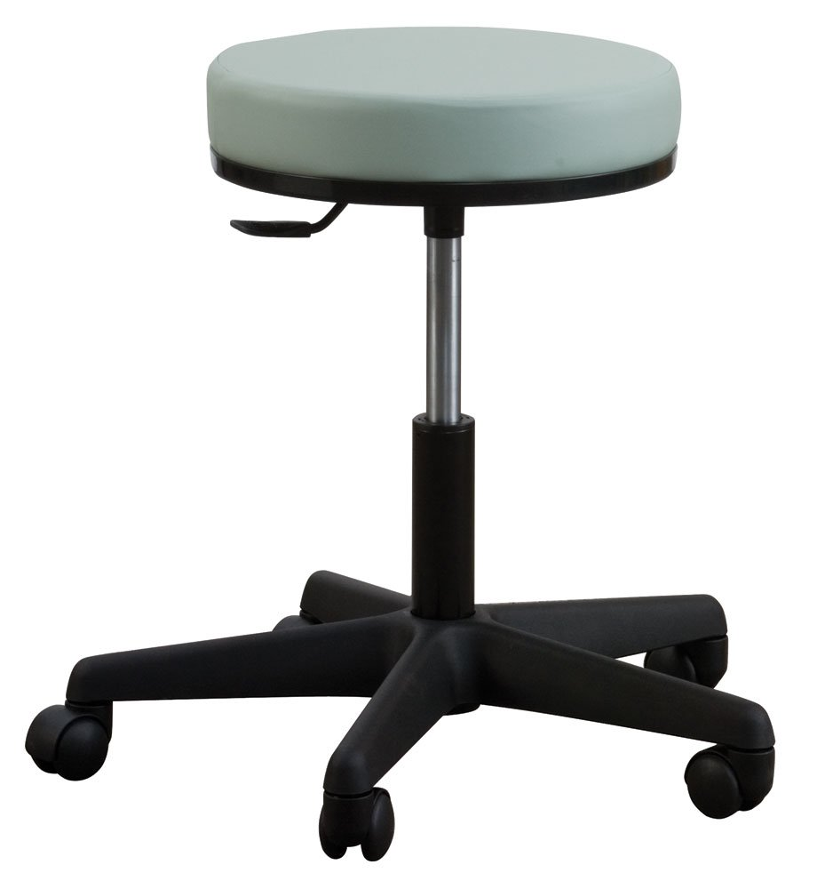 Oakworks 60386-T01 Premium Stool High, Coal Upholstery