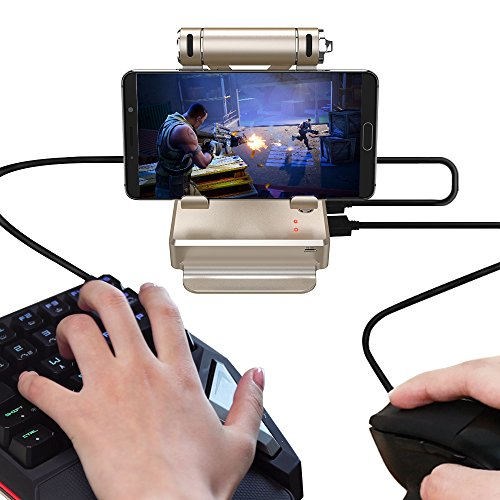 Gamesir X1 Battledock Mouse And Keyboard Converter Pubg Mobile Fps - gamesir x1 battledock mouse and keyboard converter pubg mobile fps game controller for android smartphone tablet