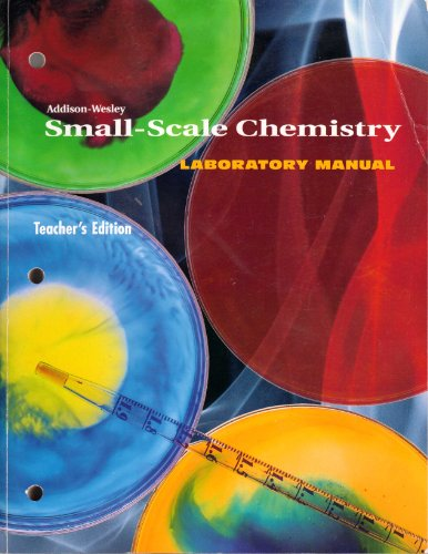 Free addison wesley small scale chemistry laboratory manual free addison wesley small scale chemistry laboratory manual teachers edition fandeluxe Images