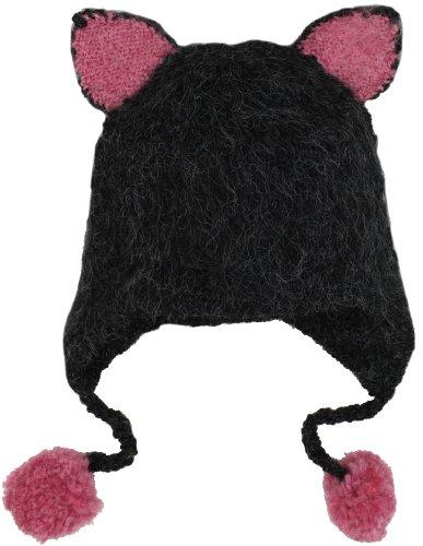 Chaos Women's Polly Helmet (Black, One Size)