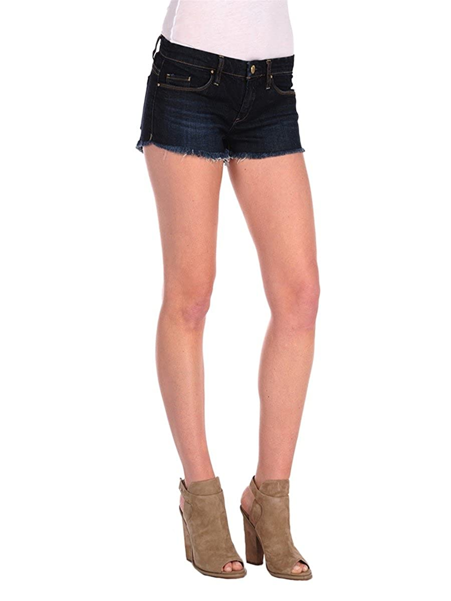 fb80d4428b Blank NYC Women's Little Queenie Cut Off Short in Denim Blue, 31 X 2.5 at  Amazon Women's Clothing store:
