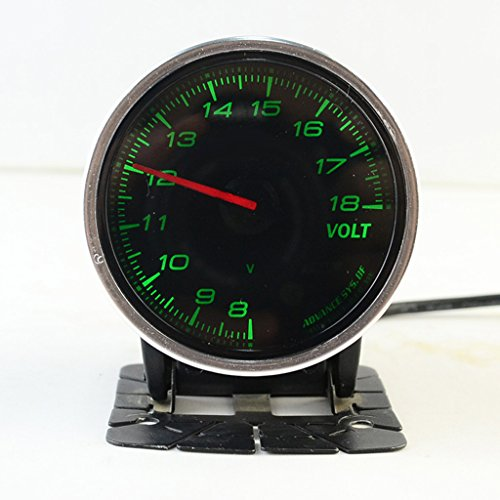 Jili Online Car Oil Temperature Temp Gauge 12 Volt 60mm 2.3 inch 50-150 Degrees Reading by Jili Online (Image #8)