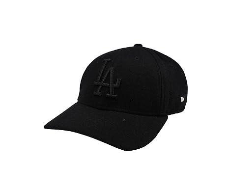 NEW ERA 49forty MLB Los Angeles Dodgers Hat Ek Nealon 4940 Black Baseball  Cap (S 5b71c7e1ece