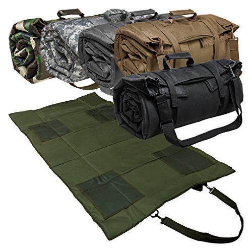 - Tactical Hunting Compact Range Roll Up Shooting Mat Panels 69