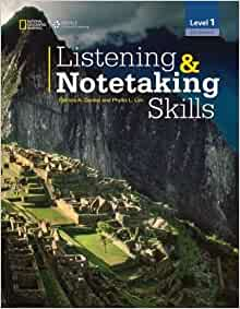 Listening Note Taking Strategies | UNSW Current Students