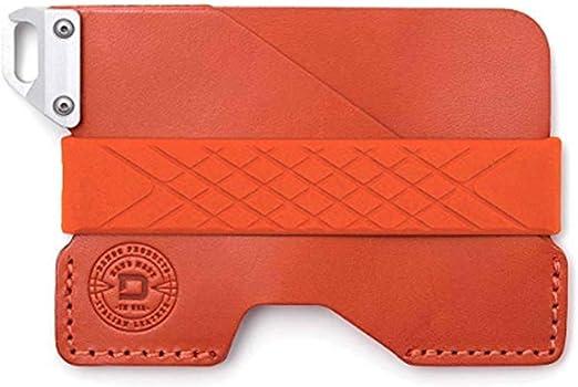 Dango Products Natural Veg-Tan C01 Civilian Dapper Wallet