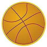 CREATIVE SHAPES ETC. LLC BASKETBALL MINI NOTEPAD (Set of 36)