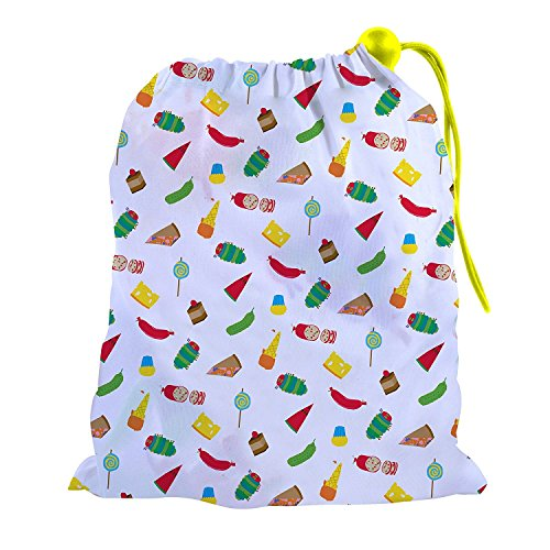 Eric Carle Very Hungry Caterpillar Portable High Chair by Eric Carle (Image #2)