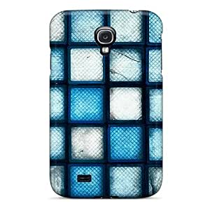 S4 Scratch-proof Protection Case Cover For Galaxy/ Hot Armenia Difficult Blue Phone Case
