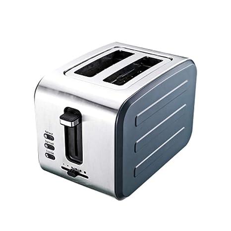 Amazon.com: HUShjsd Máquina de pan, pequeña tostadora ...