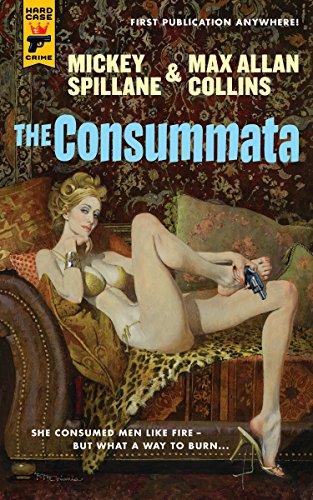 Image of The Consummata (Hard Case Crime)