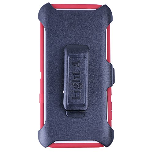 Samsung Galaxy S8+ Case-Heavy Duty Full Body Protective Rugged Holster w/ Belt Clip,Shock Resistant Case Cover for Galaxy S8 Plus