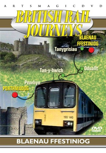 british-rail-journeys-blaenau-ffestiniog