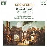 Concerti Grossi Op.1 Nos. 1-6