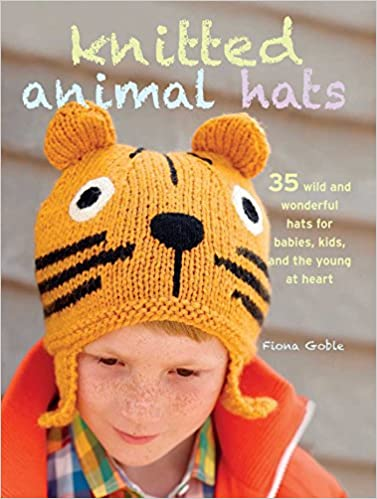 Knitted Animal Hats  35 wild and wonderful hats for babies 077e1dad857