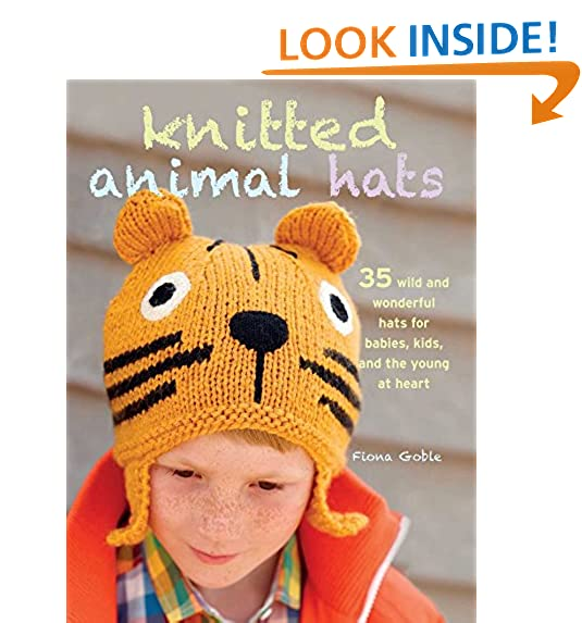 Knitted Hat Patterns For Babys Amazon