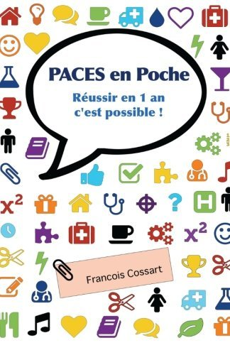 PACES en Poche: R??ussir en 1 an c'est possible ! (French Edition) by Cossart Francois (2014-10-30) Paperback