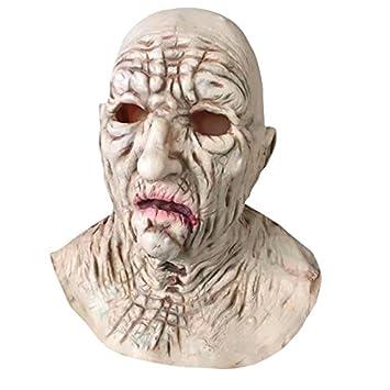 La vieja máscara del viejo abuelo # 2 - perfecta para carnaval, carnaval y Halloween