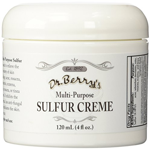 Dr. Berry's Multi-Purpose Mite Cream