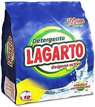 Lagarto Bolsa Ecopack 12 Lav. Paquete de 6 x 912 gr - Total: 5472 ...