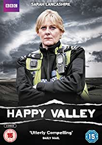 Happy Valley - 2-DVD Set [ NON-USA FORMAT, PAL, Reg.2.4 Import - United Kingdom ]