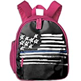 USA Flag School Backpack for Teens Bookbags £¬Print school backpack